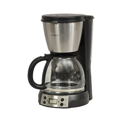 Cafetière filtre 12-15 tasses 900 W KSMD250T Kitchen Chef Professional