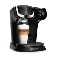 Machine à café multi-boissons My Way Tassimo TAS6002 noir Bosch