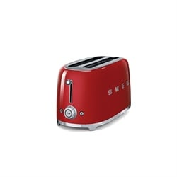 Grille-pain 4 tranches rouge 1500 W TSF02RDEU Smeg