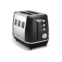 Grille-pain Evoke 2 tranches noir Morphy Richards