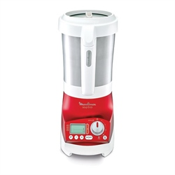 Blender chauffant Soup et Co familial 1,8 L - 1100 W LM906110 Moulinex