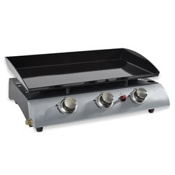 Plancha gaz 3 brûleurs Kitchen Chef Kitchen Chef Professional