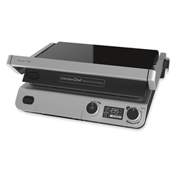 Grill contact 4 en 1 semi-pro 2000 W Kitchen Chef Professional