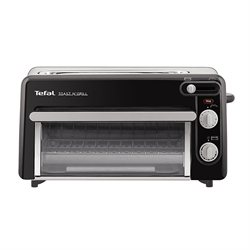 Grille-pain toast and grill 1300 W Moulinex