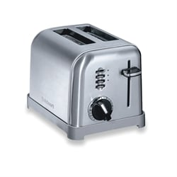 Toaster 2 tranches Cuisinart