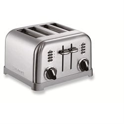 Toaster 4 tranches CPT 180E Cuisinart