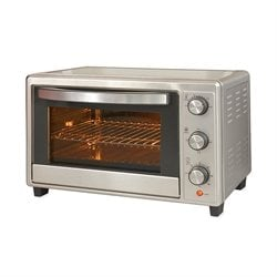 Four multifonctions inox 30 L 1600 W Kitchen Chef Professional