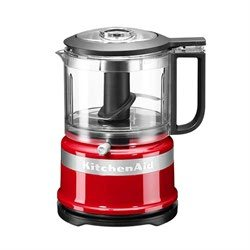 Mini robot hachoir rouge 240 W Kitchenaid kitchenaid