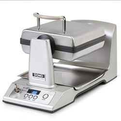 Gaufrier réversible automatique 1400 W Domo