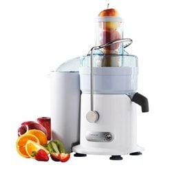 Centrifugeuse Juice Fountain® Riviera et bar