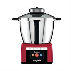 Robot Cook Expert Chrome Rouge 18904 Magimix
