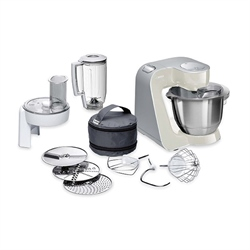 Robot multifonctions Kitchen Machine MUM5 1000 W gris Bosch