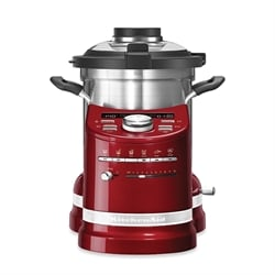 Robot cuiseur Cook Processor Artisan rouge 5KCF0104EER 5 et kit OFFERT Kitchenaid
