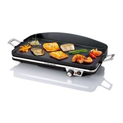 Plancha Power zone plaque de cuisson modulable 1900 W QC448A Riviera et bar