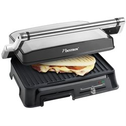 Grill à paninis multifonctions 2000 W Bestron