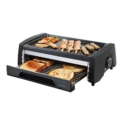 Grill mini four 49 cm 1500 W domoclip