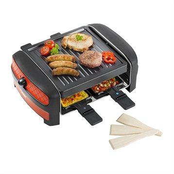 grill raclette 4 personnes bestron raclettes fondues et