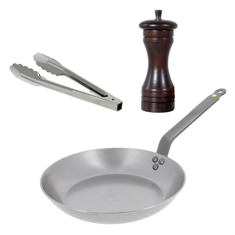 Box Steaklover Steak et poivre De Buyer