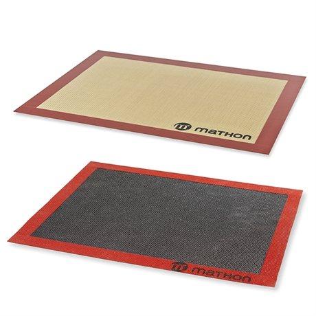 Lot tapis de cuisson et tapis de cuisson perfor silicone for Tapis de cuisine 2 metres