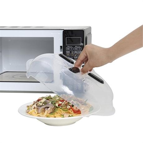 cloche magn tique micro onde cuisson au micro ondes mat riel de cuisson. Black Bedroom Furniture Sets. Home Design Ideas
