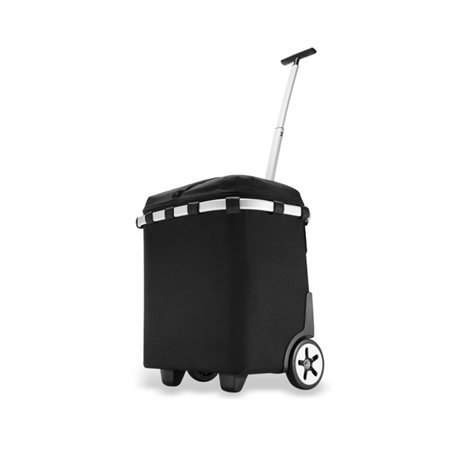Shopping Trolley isotherme noir