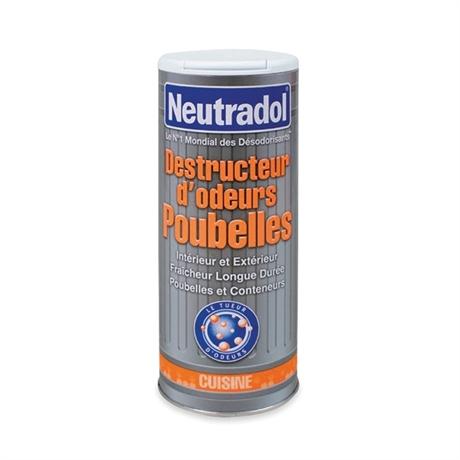 destructeur odeurs de poubelle neutradol 350 g produits d 39 entretien pour cuisine. Black Bedroom Furniture Sets. Home Design Ideas