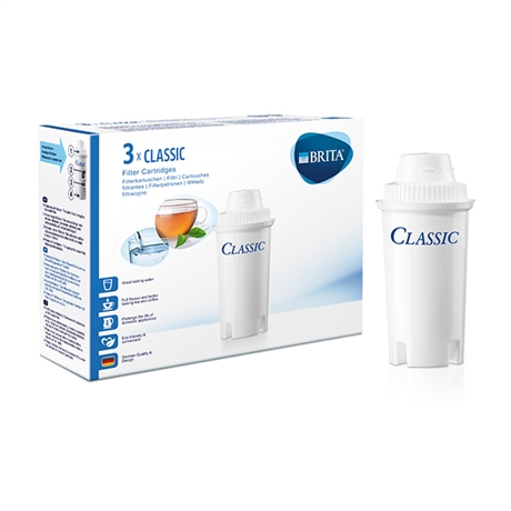 3 cartouches classic Brita Brita france