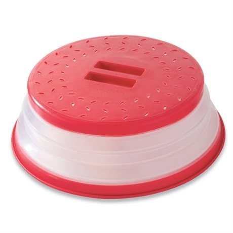 Cloche silicone rétractable
