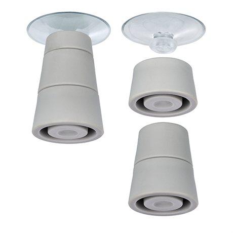 4 pieds pour couvre plaques de protection en verre - Credence pour plaque de cuisson ...