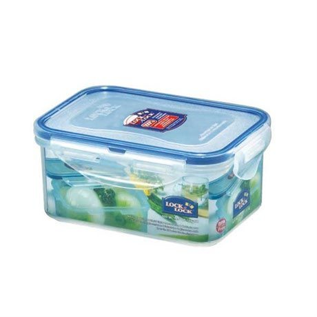 Boîte rectangulaire 600 ml Lock and Lock