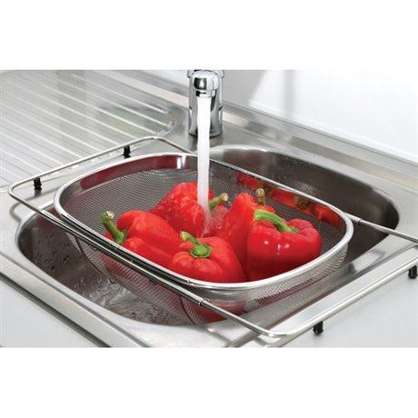 passoire pour vier berghoff egouttoir vaisselle accessoires vier organisation de la. Black Bedroom Furniture Sets. Home Design Ideas
