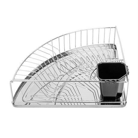 egouttoir vaisselle angle egouttoir vaisselle accessoires vier organisation de la. Black Bedroom Furniture Sets. Home Design Ideas