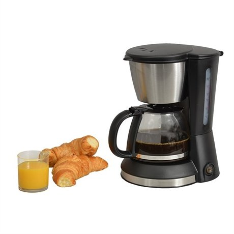 Cafetière filtre 6 tasses 550 W KSMD230 Kitchen Chef Professional