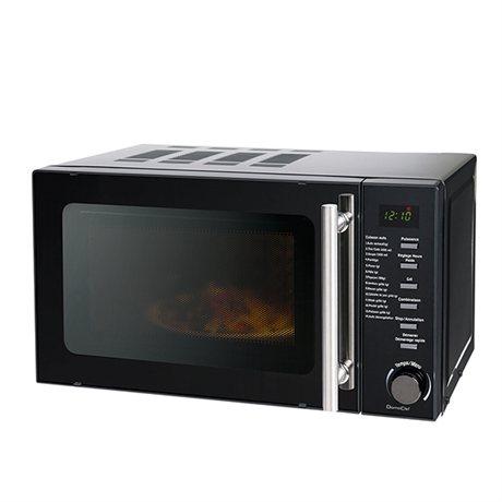Four grill et micro ondes 20 l domoclip fours et plaques - Difference entre micro onde grill et combine ...