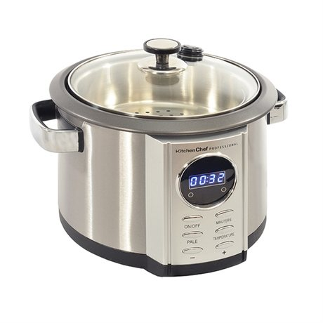 Mijoteur multicuiseur  2,2 L KC-387 Kitchen Chef Professional