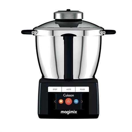 robot cook expert noir magimix robots de cuisine multifonctions petit lectrom nager. Black Bedroom Furniture Sets. Home Design Ideas