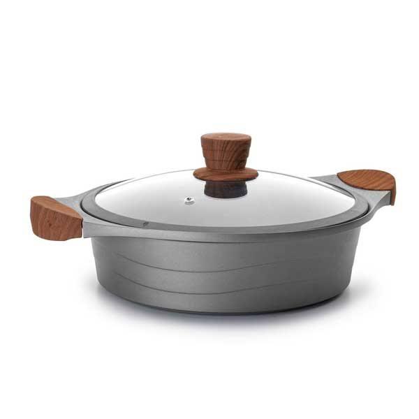 Bouchon de couvercle a vis,poignée de couvercle imitation bois,casserole,faitout
