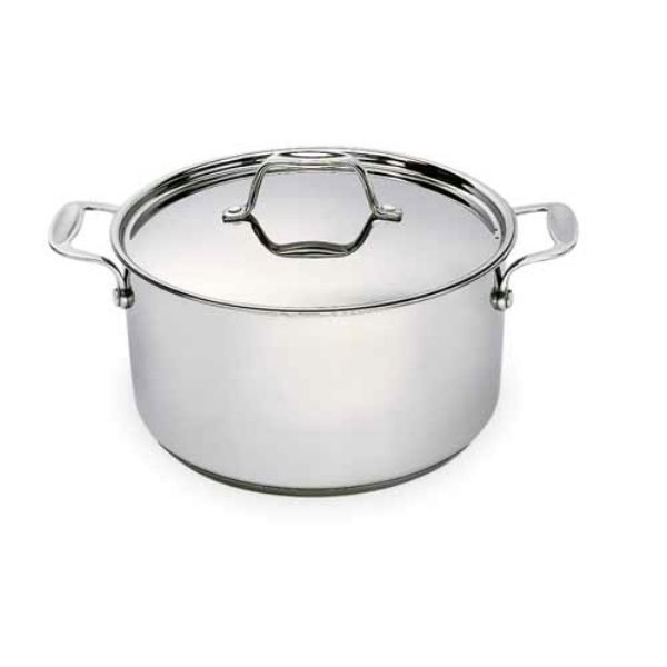 Faitout Chef inox 20 cm 3,6 L Beka zoom