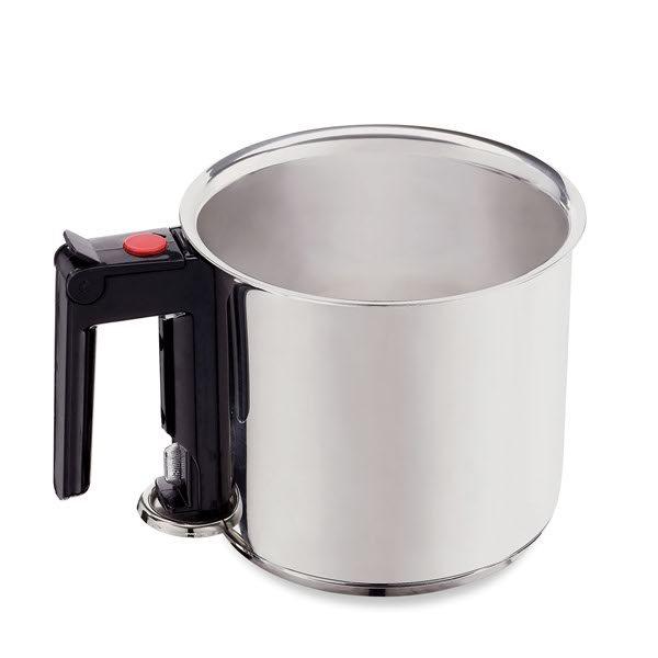 casserole saucier bain marie 1 5 l casseroles mat riel de cuisson. Black Bedroom Furniture Sets. Home Design Ideas