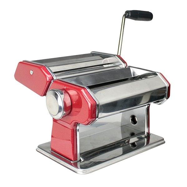 machine p te acier chrom rouge ard time ard 39 time ustensiles pour pr paration des p tes. Black Bedroom Furniture Sets. Home Design Ideas