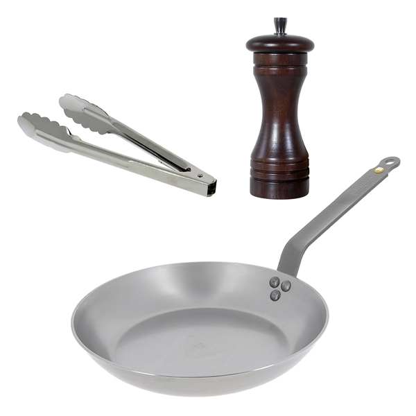 Box Steaklover Steak et poivre De Buyer zoom