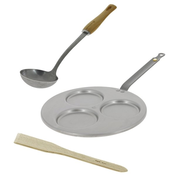 Box Brunchtime Pancakes et blinis De Buyer zoom