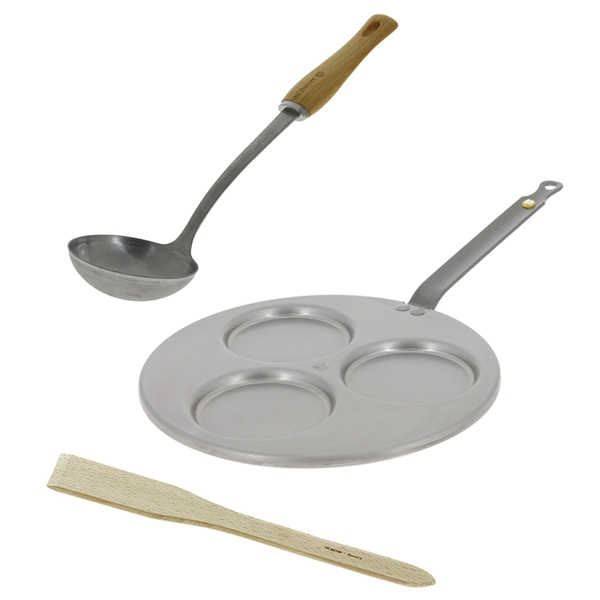 Box Pancakes et blinis De Buyer zoom