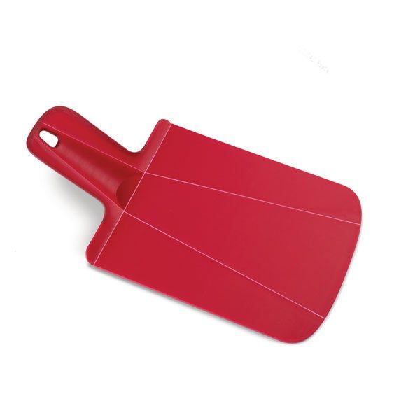 mini planche d couper pliable rouge joseph joseph. Black Bedroom Furniture Sets. Home Design Ideas