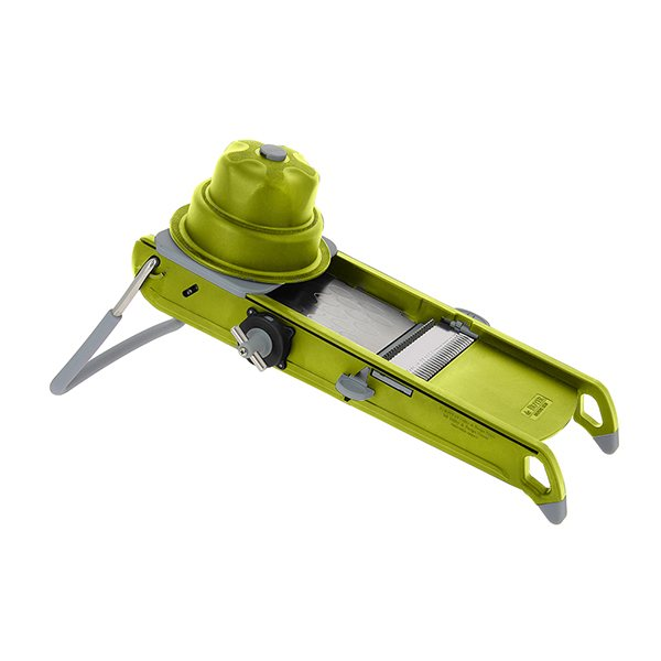 Mandoline swing Plus vert De Buyer zoom