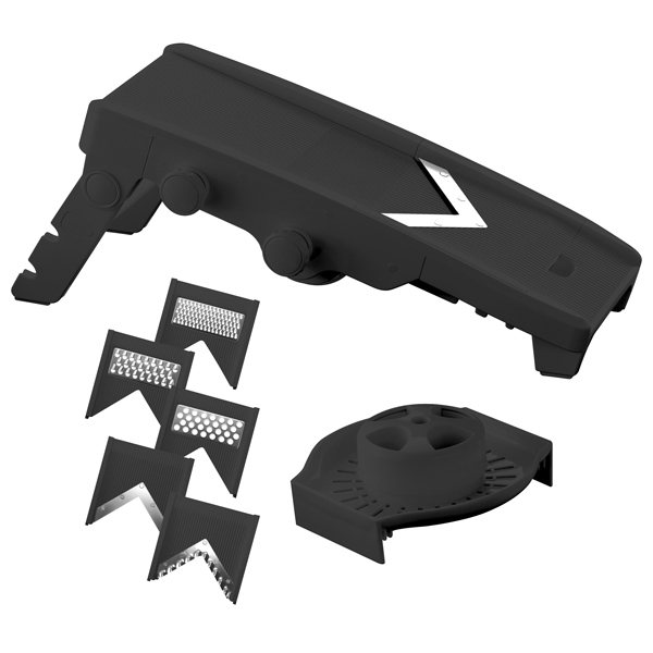 mandoline v 5 lames mathon mandolines de cuisine couteaux et d coupe. Black Bedroom Furniture Sets. Home Design Ideas