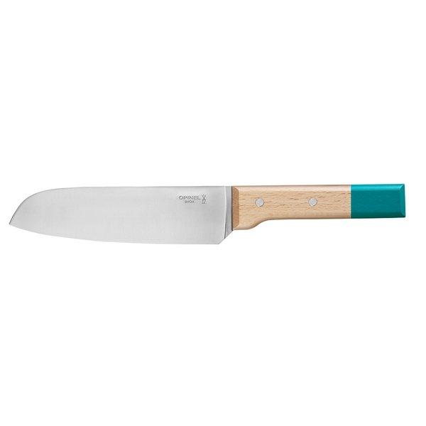 couteau santoku parall le pop 17 cm opinel couteaux japonais santoku couteaux et d coupe. Black Bedroom Furniture Sets. Home Design Ideas