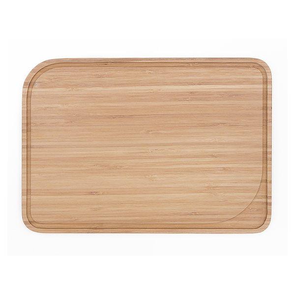 Planche d couper en bambou pebbly 37 cm pebbly planches d couper et billots couteaux et - Planche a decouper en bambou ...