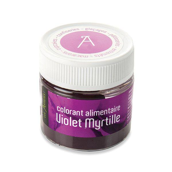 colorant alimentaire violet myrtille les artistes paris - Colorant Alimentaire Les Artistes