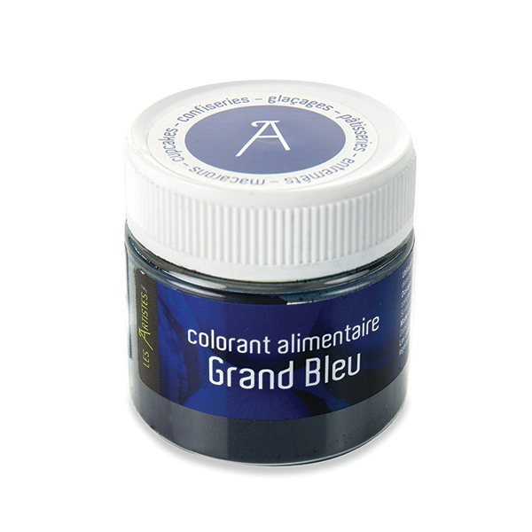 colorant alimentaire grand bleu les artistes paris - Colorant Bleu Alimentaire